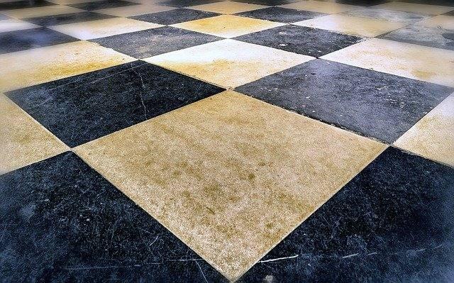 keramične ploščice tla